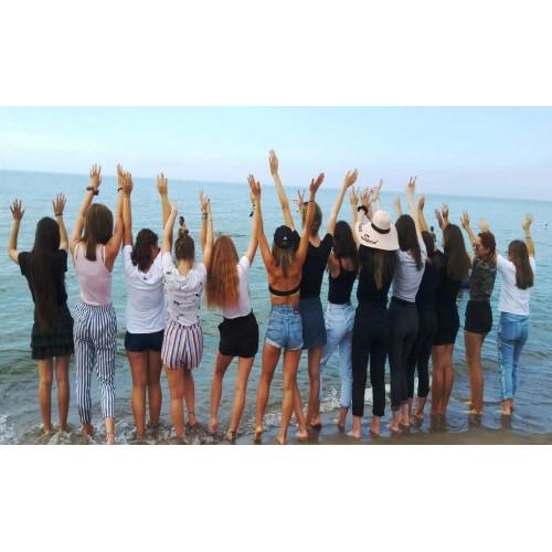 BAŁTYK Dąbki Obóz młodziezowy Luz Blues 11-14 lat