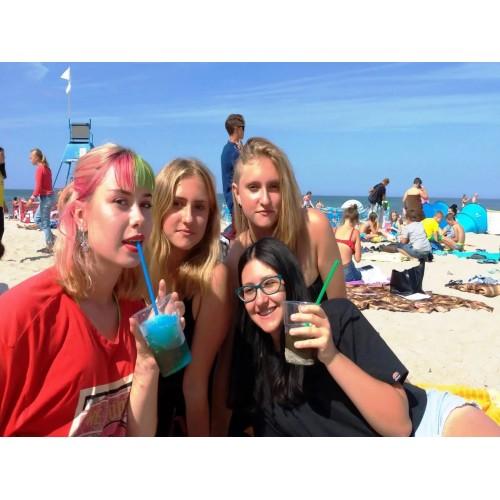 BAŁTYK Dąbki Obóz młodziezowy Luz Blues 14-18 lat