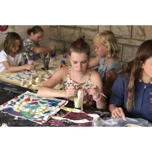 BAŁTYK Dąbki Obóz młodziezowy Warsztaty hand made 12-17 lat