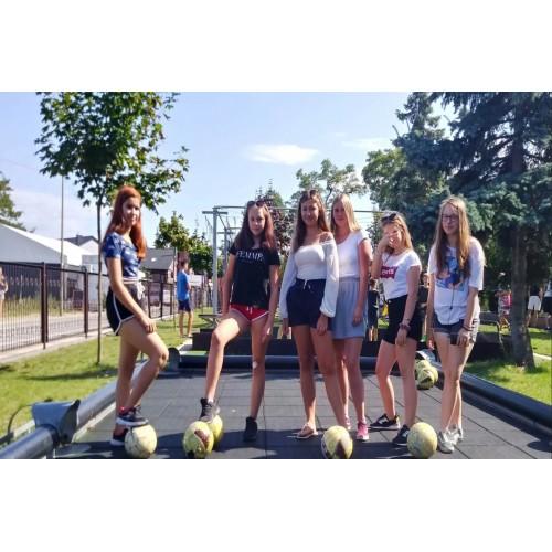 BAŁTYK Dąbki Obóz młodziezowy Rekreacja i sport na bogato 12-17 lat