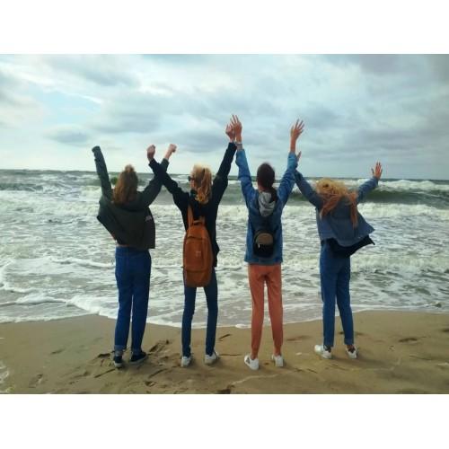 BAŁTYK Dąbki Obóz młodziezowy Bez Nudy 14-18 lat12-17 lat
