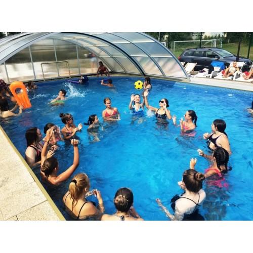 BAŁTYK Mrzeżyno Obóz młodzieżowy Luz Blues w Mrzeżynie 12-18 lat