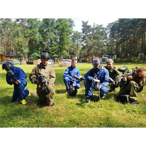 BORY TUCHOLSKIE Borzechowo obóz Bory na luzie 11-17 lat